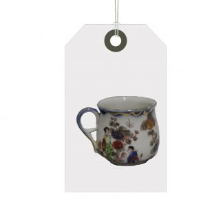 CHINESE STYLE CUP TAG