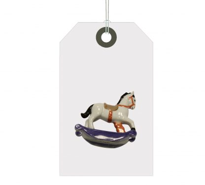 Royal Copenhagen Rocking Horse Number 143