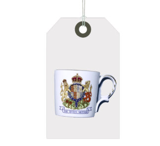 Aynsley Queen Mother Mug