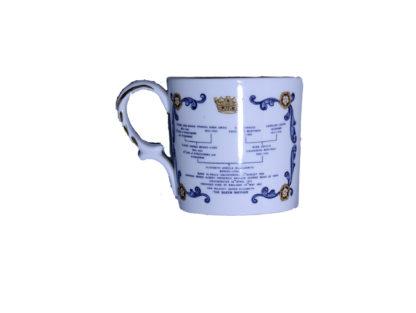 Aynsley Queen Mother Mug .1