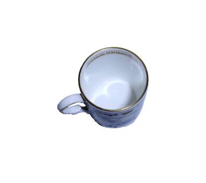 Aynsley Queen Mother Mug .3